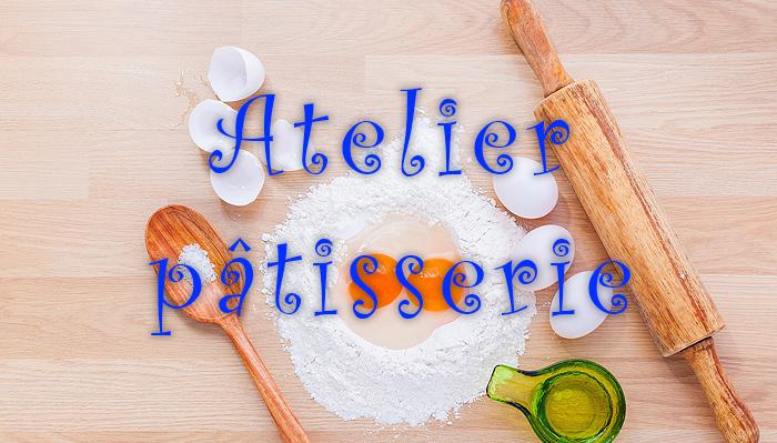 Atelier de pâtisserie à la Bastide de Pégomas