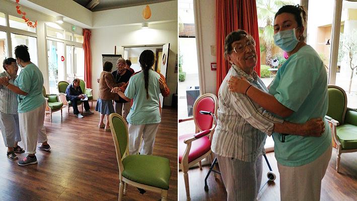 Thé dansant à la Bastide de Pégomas