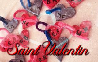 Animation autour de la Saint Valentin à la Bastide de Pégomas