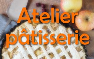 Atelier de pâtisserie pour nos résidents de la Bastide de Pégomas