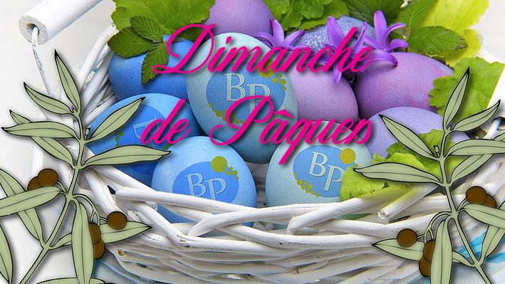 Dimanche de Pâques pour nos résidents de la Bastide de Pégomas