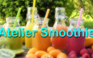 Atelier smoothie pour nos résidents de la Bastide de Pégomas