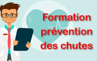 Formation, prévention des chutes pour nos résidents de la Bastide