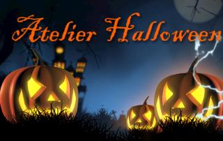 Atelier d'Halloween pour nos résidents de la Bastide de Pégomas