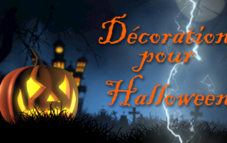 Décoration pour Halloween par nos résidents de la Bastide de Pégomas
