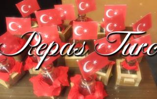 Repas Turc pour nos résidents à la Bastide de Pégomas