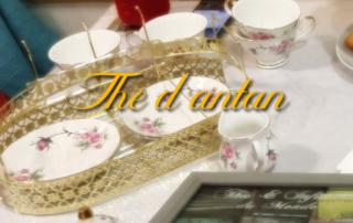 Thé d'antan pour nos résidents à la Bastide de Pégomas