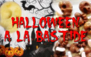 La fête d'Halloween à la Bastide de Pégomas