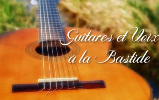 Animation guitares et voix pour nos résidents de la Bastide de Pégomas