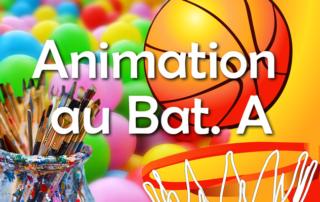 Animation avec des jeux et de la peinture pour nos résidents de la bastide de pégomas